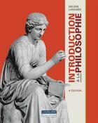 Couverture du livre « Introduction à la philosophie (4e édition) » de Helene Laramee et Gerardo Mosquera aux éditions Cheneliere Mcgraw-hill