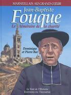 Couverture du livre « Avec l'abbé Fouque » de Christian Goux et Louis-Bernard Koch aux éditions Triomphe