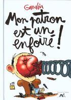 Couverture du livre « Enfoire T.1 ; Le Patron » de Gaudin aux éditions La Sirene