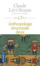 Couverture du livre « Anthropologie structurale t.2 » de Claude Levi-Strauss aux éditions Pocket