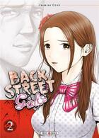 Couverture du livre « Back street girls T.2 » de Jasmine Gyuh aux éditions Soleil