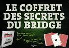Couverture du livre « Le coffret des secrets de Bridge » de Henri Elbaz aux éditions De Vecchi