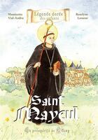 Couverture du livre « Saint Mayeul » de Mauricette Vial-Andru et Roselyne Lesueur aux éditions Saint Jude