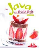 Couverture du livre « La java des fruits frais » de Bruno Oliver aux éditions Sud Ouest Editions
