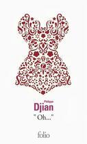 Couverture du livre « Oh! » de Philippe Djian aux éditions Gallimard