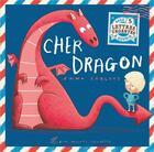 Couverture du livre « Cher dragon » de Emma Yarlett aux éditions Albin Michel Jeunesse