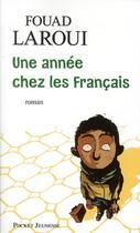 Couverture du livre « Une année chez les Français » de Fouad Laroui aux éditions Pocket Jeunesse