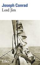 Couverture du livre « Lord Jim » de Joseph Conrad aux éditions Gallimard