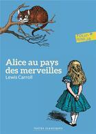 Couverture du livre « Alice au pays des merveilles » de Lewis Carroll et John Tenniel aux éditions Gallimard-jeunesse