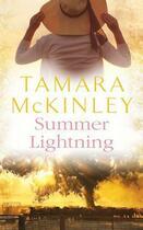 Couverture du livre « Summer Lightning » de Tamara Mckinley aux éditions Quercus Publishing Digital