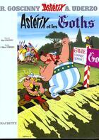 Couverture du livre « Astérix t.3 ; Astérix et les Goths » de Albert Urderzo et Rene Goscinny aux éditions Albert Rene