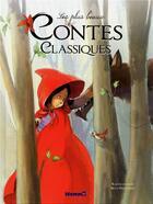 Couverture du livre « Les plus beaux contes classiques » de Collectif aux éditions Hemma