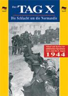 Couverture du livre « Der tag x die schlacht um die normandie » de Collectif aux éditions Orep