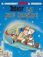 Couverture du livre « Astérix ; la kaz Razade » de Albert Urderzo et Rene Goscinny aux éditions Caraibeditions