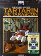 Couverture du livre « Tartarin de Tarascon » de Alphonse Daudet et Pierre Guilmard aux éditions Glenat