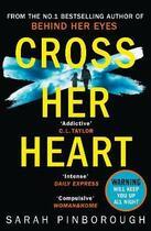 Couverture du livre « CROSS HER HEART » de Sarah Pinborough aux éditions Harper Collins