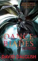 Couverture du livre « A Dance of Blades » de David Dalglish aux éditions Orbit