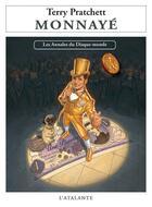 Couverture du livre « Les annales du Disque-monde T.32 ; monnayé » de Terry Pratchett aux éditions L'atalante