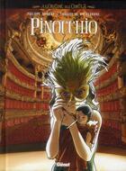 Couverture du livre « À l'origine des contes ; Pinocchio » de Philippe Bonifay et Thibaud De Rochebrune aux éditions Glenat