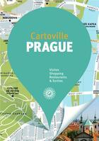 Couverture du livre « Prague » de Collectif Gallimard aux éditions Gallimard-loisirs