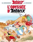 Couverture du livre « Astérix t.26 ; l'odyssée d'Astérix » de Rene Goscinny et Albert Uderzo aux éditions Albert Rene