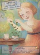 Couverture du livre « Les malheurs de Sophie t.2 » de Comtesse de Segur aux éditions Le Livre Qui Parle