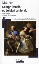 Couverture du livre « George Dandin ; dossier par Lucile Sévin » de Moliere aux éditions Gallimard