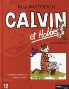 Couverture du livre « Calvin et Hobbes ; INTEGRALE VOL.12 ; t.17 et t.24 » de Bill Watterson aux éditions Hors Collection