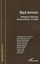 Couverture du livre « Black feminism » de Collectif aux éditions L'harmattan