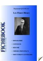 Couverture du livre « Fiche de lecture Les Fleurs Bleues » de Raymond Queneau aux éditions Les Editions De L'ebook Malin