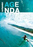 Couverture du livre « Agenda 2015 ; sufsession » de Laurent Masurel aux éditions Surf Session