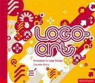 Couverture du livre « Logo-art (paperback) /anglais » de Charlotte Rivers aux éditions Rotovision