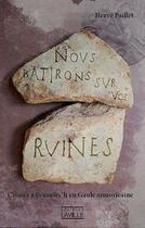 Couverture du livre « Nous Batirons Sur Vos Ruines » de Paillet Herve aux éditions Laville