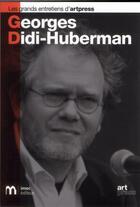 Couverture du livre « Georges Didi-Huberman » de Collectif aux éditions Imec