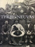 Couverture du livre « Terre-Neuvas » de Maurice Pommier et Loic Josse aux éditions Chasse-maree