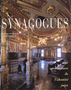 Couverture du livre « Synagogues » de Jarasse. Domini aux éditions Adam Biro