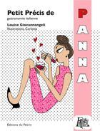 Couverture du livre « Petit précis de panna » de Louise Giovannangeli aux éditions Editions Du Petrin