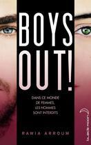 Couverture du livre « Extrait avant-première Boys out ! » de Rawia Arroum aux éditions Hachette Jeunesse