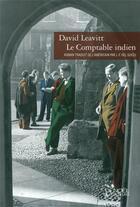 Couverture du livre « Le comptable indien » de Leavitt D aux éditions Denoel