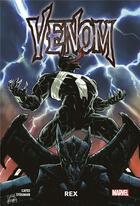 Couverture du livre « Venom T.1 ; rex » de Ryan Stegman et Donny Cates aux éditions Panini