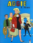Couverture du livre « Aggie t.4 ; Aggie à Paris » de Hal Rasmusson aux éditions Vents D'ouest