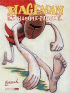 Couverture du livre « Plageman ; l'homme plage » de Guillaume Bouzard aux éditions Six Pieds Sous Terre