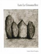 Couverture du livre « Loïc le Groumellec » de Itzhak Goldberg aux éditions Communic'art