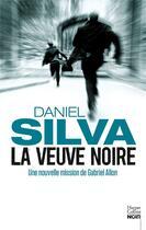 Couverture du livre « La veuve noire » de Daniel Silva aux éditions Harpercollins