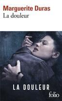 Couverture du livre « La douleur » de Marguerite Duras aux éditions Gallimard