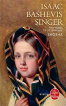 Couverture du livre « Shosha » de Singer-I.B aux éditions Lgf