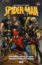 Couverture du livre « Spider-man t.3 » de David Lafuente et Stuart Immonen et Brian Michael Bendis aux éditions Panini