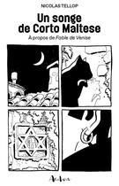 Couverture du livre « Un songe de Corto Maltese » de Nicolas Tellop aux éditions Aedon