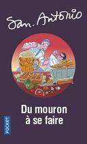 Couverture du livre « San-Antonio ; du mouron à se faire » de San-Antonio aux éditions Pocket