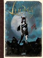 Couverture du livre « Luuna ; INTEGRALE VOL.2 ; T.6 A T.9 » de Jean-David Morvan et Nicolas Keramidas et Crisse aux éditions Soleil